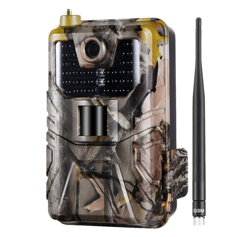 Hunting Trail Cameras HC900M 20MP 1080P Wildlife Camera Photo Traps Night Vision 2G SMS MMS SMTP Email Cellular Surveillance