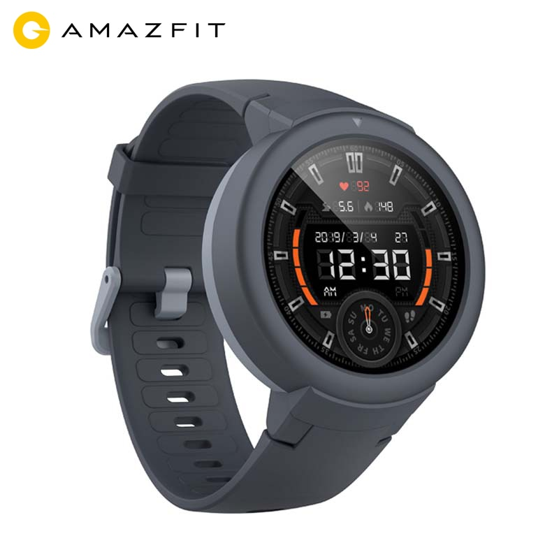 Global Version Amazfit Verge Lite GPS Smart watch with 1:3 AMOLED Display Screen for Android iOS IP68 Wristwatch